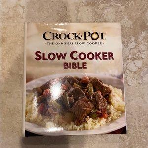 Slow Cooker Bible by Crock Pot